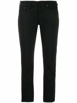 Rag&Bone укороченные брюки кроя слим WDD19F2643O1SB