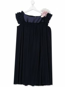Monnalisa платье с оборками 715926F65303