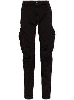 C.P. Company зауженные брюки карго 8CMPA119A005694G