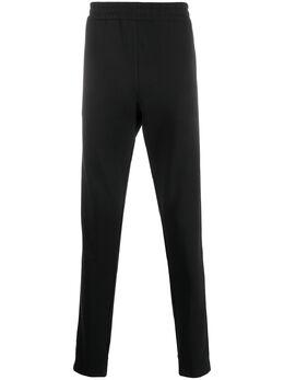 Z Zegna спортивные брюки с кантом VU451ZZP57