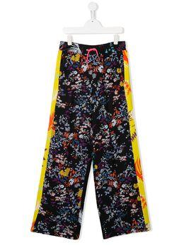 Diesel Kids спортивные брюки 00J4STT0PAUT