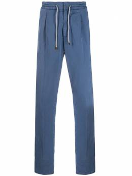 Brunello Cucinelli брюки со складками M289RE1740C5050
