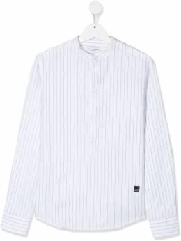 Paolo Pecora Kids рубашка в полоску PP2339