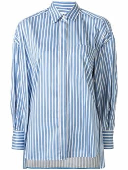 Enfold рубашка в полоску с узкими манжетами 300DS8300430