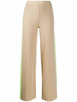 MSGM брюки с лампасами 2841MDP110207289