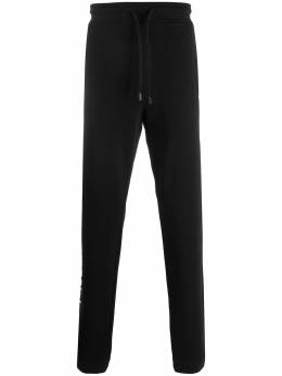 Marcelo Burlon County Of Milan спортивные брюки с принтом Confidencial CMCH010S20FLE0011001