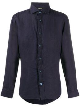 Z Zegna рубашка на пуговицах VU230ZCSF2