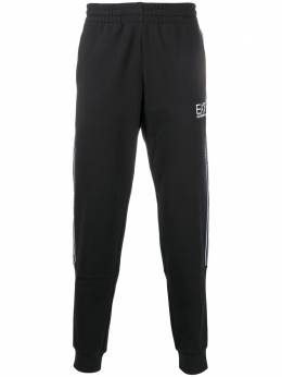 Ea7 спортивные брюки с логотипом 3HPP61PJ05Z