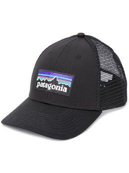 Patagonia бейсболка с нашивкой-логотипом 38283