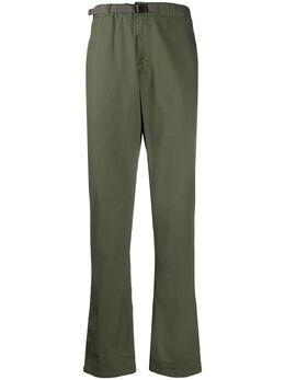 Patagonia зауженные брюки с завышенной талией 55810