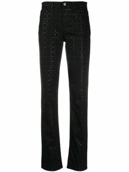 1017 Alyx 9Sm джинсы кроя слим в клетку AAWPA0091FA01