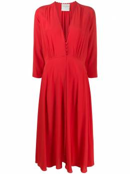 Forte_Forte платье с пуговицами 7069MYDRESS