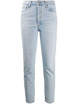 Citizens Of Humanity укороченные расклешенные джинсы 1728D1140