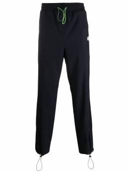 Ader Error зауженные спортивные брюки Space 20ASSPT11NV2