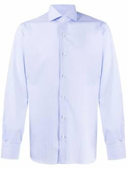Barba полосатая рубашка с длинными рукавами I1U1326245