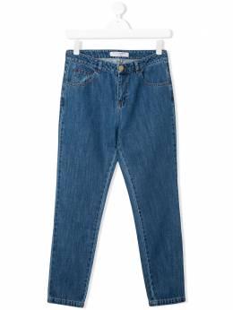 Philosophy Di Lorenzo Serafini джинсы кроя слим средней посадки PJPA27T