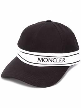 Moncler Kids бейсболка с логотипом 3B7031004863