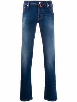 Jacob Cohen джинсы с контрастной строчкой J622COMF01855W15301