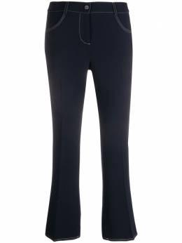 Alberto Biani расклешенные джинсы с заниженной талией CC817AC0028
