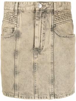 Isabel Marant Etoile джинсовая юбка мини Hondo JU108720P017E