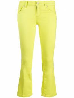 Liu Jo укороченные расклешенные брюки WA0185T7144