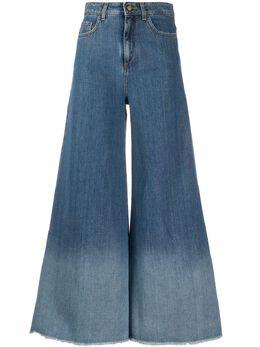 Alysi расклешенные джинсы широкого кроя 200104P0050
