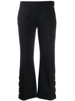 Twin-Set укороченные расклешенные брюки 201TP2103