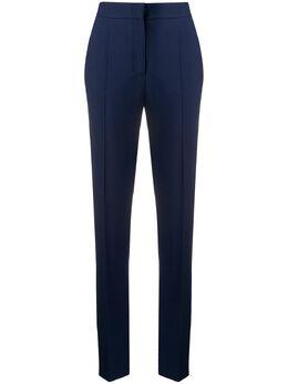 Alberta Ferretti брюки прямого кроя с завышенной талией V03081618
