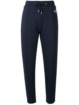 Kenzo спортивные брюки со шнурком F862PA733952