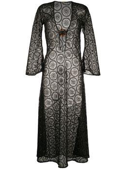 Dodo Bar Or прозрачное пляжное платье DBO1196