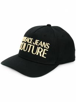 Versace Jeans Couture бейсболка с вышитым логотипом E8HVAK0465021899