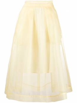 Baum Und Pferdgarten расклешенная юбка миди 20878