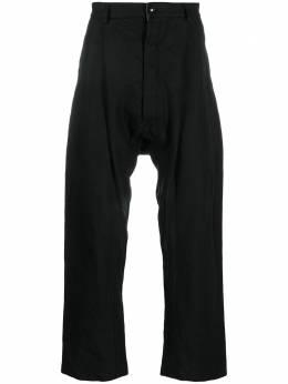 Isaac Sellam Experience брюки свободного кроя с завышенной талией ELABORELINO