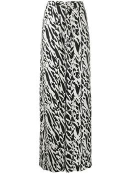 Dvf Diane Von Furstenberg брюки палаццо Jenette с принтом 13857DVF