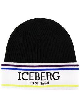 Iceberg шапка с логотипом I1P30457010