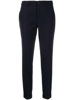 Liu Jo укороченные брюки скинни WXX046T7896