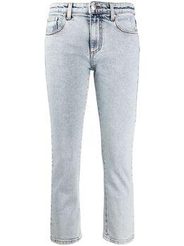 MSGM укороченные джинсы 2841MDP57LX207275