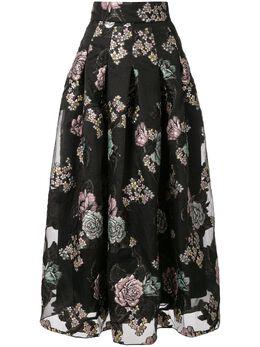 Bambah юбка Magda A-силуэта AW19BMFW1915