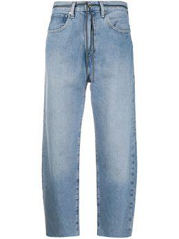 Levi's: Made&Crafted укороченные джинсы с завышенной талией 2931500210021