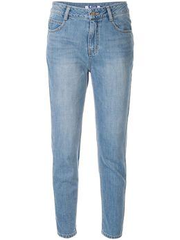 Sjyp джинсы на молнии PW1J7NPC089W