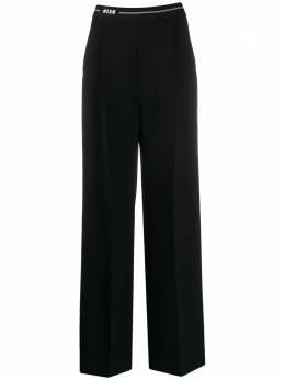MSGM брюки широкого кроя 2841MDP24207115