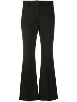 MSGM расклешенные брюки средней посадки 2841MDP93207118