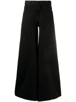 Mm6 Maison Margiela джинсы палаццо S52LA0121S30653