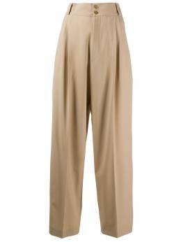 Alysi брюки прямого кроя с завышенной талией 100128P0045