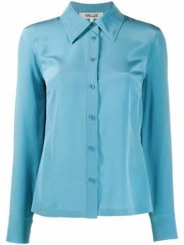 Dvf Diane Von Furstenberg рубашка на пуговицах с длинными рукавами 13897DVF