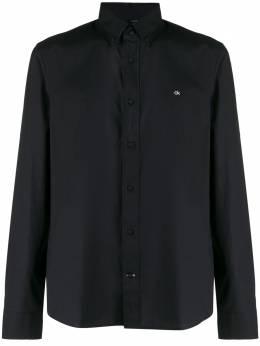Calvin Klein рубашка с вышитым логотипом K10K104956