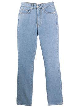 Chiara Ferragni джинсы кроя слим с вышивкой 20PECFJS020