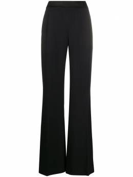 Alberta Ferretti расклешенные брюки с завышенной талией A03034218