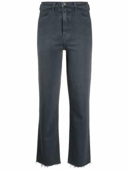 J Brand джинсы прямого кроя с завышенной талией JB002680A