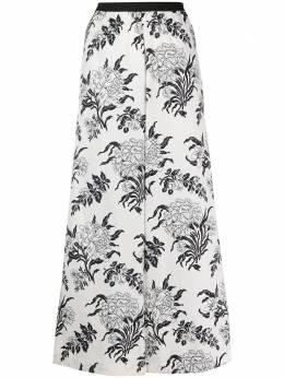 Antonio Marras брюки с цветочным принтом LB3003D37S0